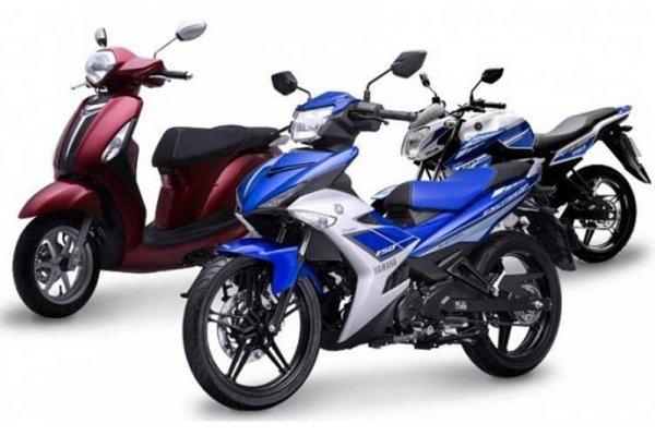 Những mẫu xe máy bán giá rẻ nhất trong tháng 10