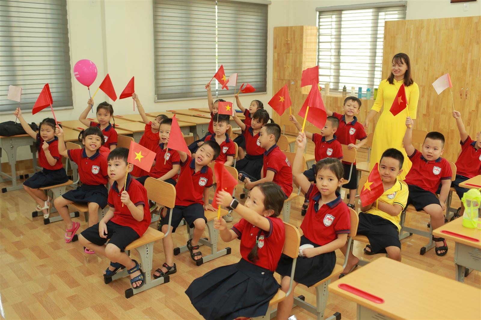 Xây dựng trường liên cấp Newton TH trở thành cơ sở giáo dục xuất sắc