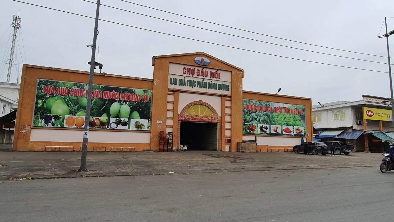 Thanh Hóa: Nhiều Sở không tán thành việc quy hoạch chợ đầu mối phía Bắc