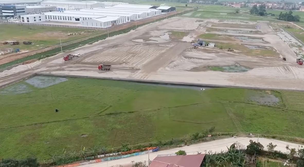 Bắc Ninh: Tiềm ẩn nhiều rủi ro khi mua đất nền dự án Dũng Liệt Green City