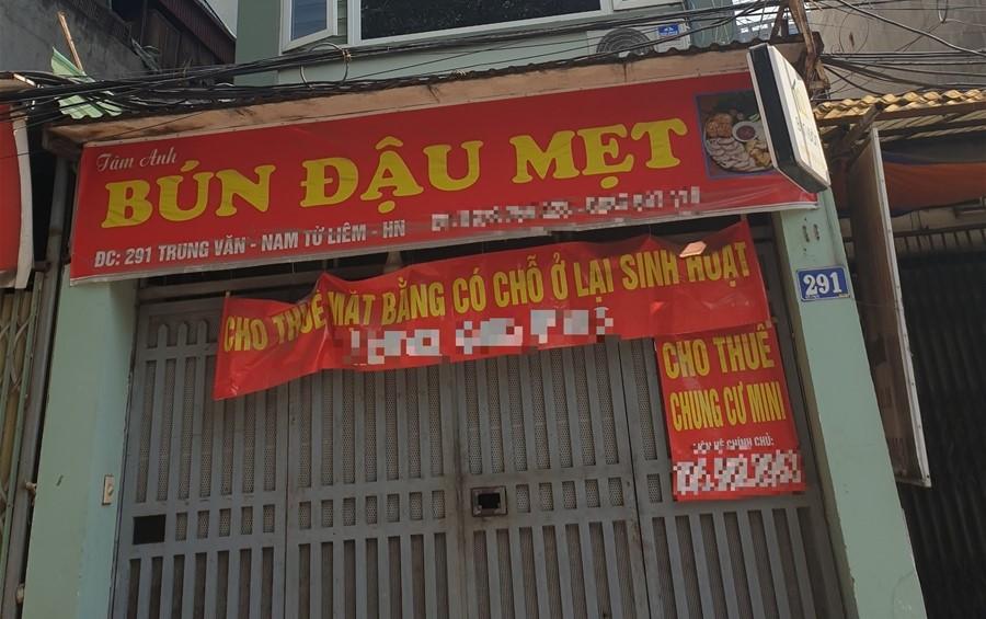 Nam Từ Liêm: 'Loạn' chung cư mini đội lốt nhà ở tại phường Trung Văn