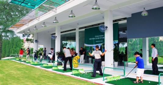 CLB Thể thao và vui chơi giải trí Yên Hòa ươm mầm đào tạo vận động viên golf trẻ