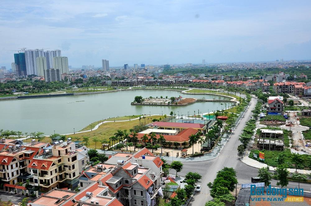 Quận Bắc Từ Liêm: Lổn nhổn chắp vá, quy hoạch thành phố Giao Lưu bị