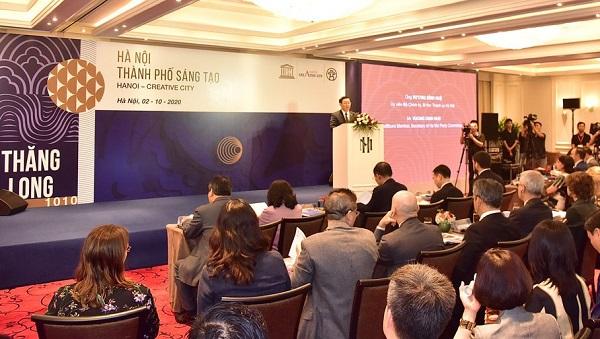 Tọa đàm tham vấn về sáng kiến: Hà Nội - Thành phố sáng tạo