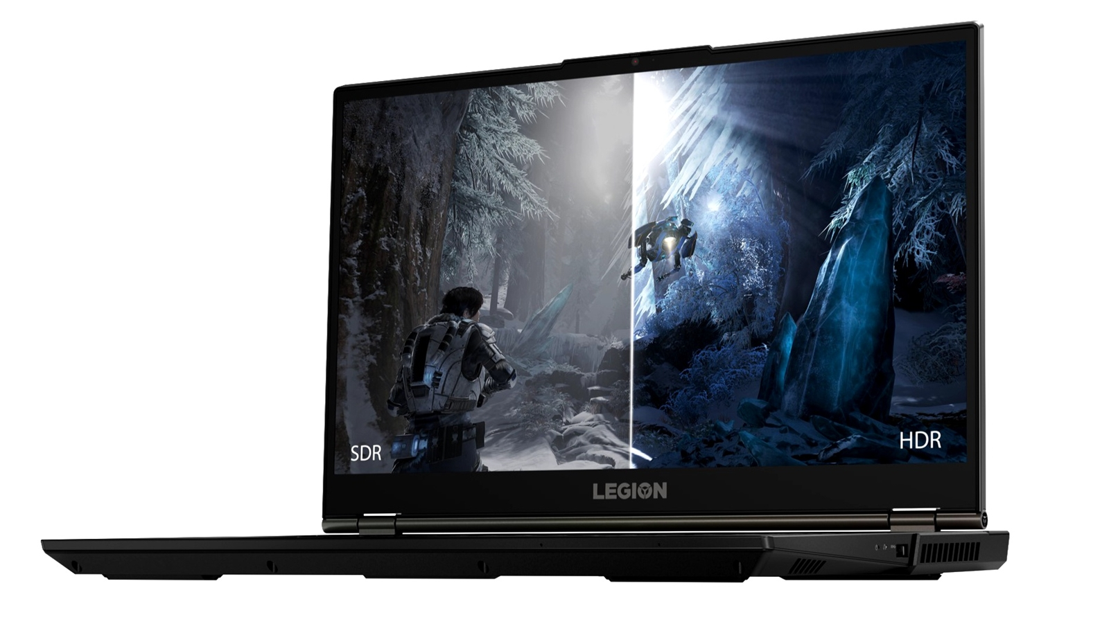 Lenovo ra mắt loạt laptop chơi game ở Việt Nam