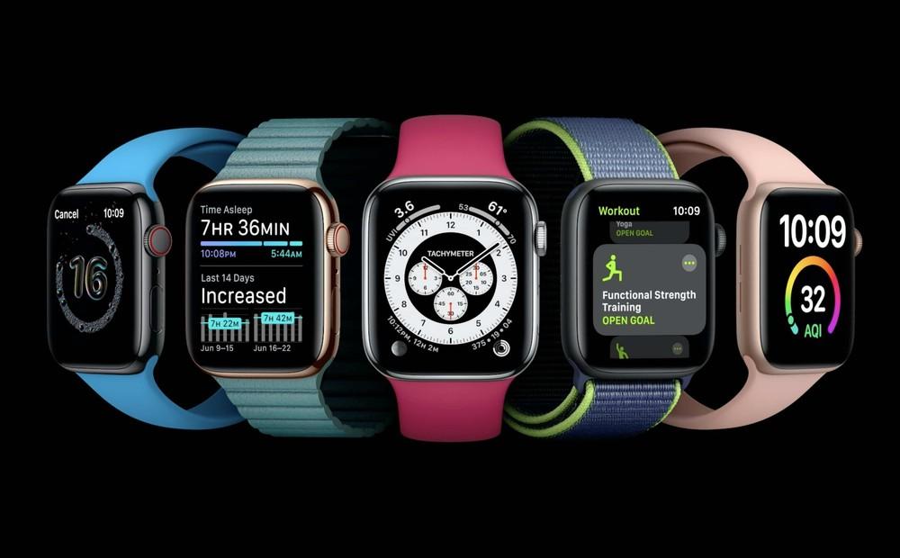 Cách dùng đồng hồ Apple sắp thay đổi nhờ watchOS mới