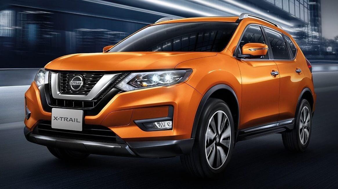 Nissan X-Trail giảm giá đấu Mazda CX-5, Honda CR-V