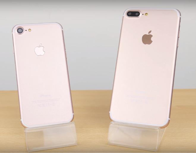 iPhone 7 và iPhone 8 giảm giá