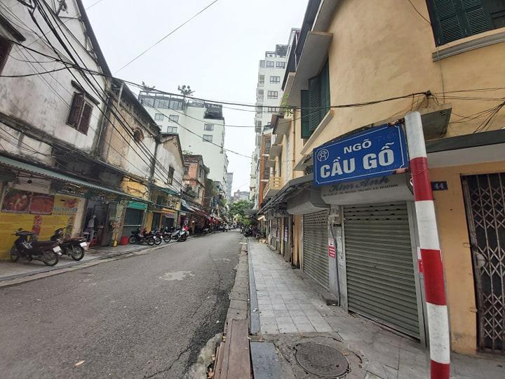 Quận Hoàn Kiếm: Quy hoạch phố cổ