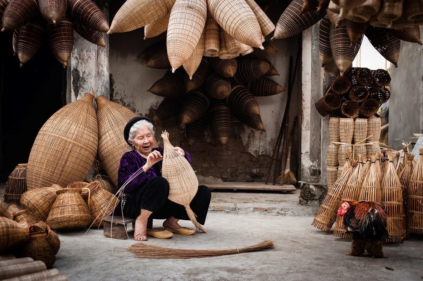 Các làng nghề truyền thống...
