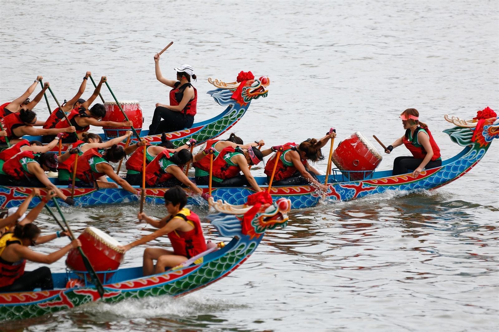 ...những lễ hội truyền thống sẽ được tái hiện tại Sunshine Heritage