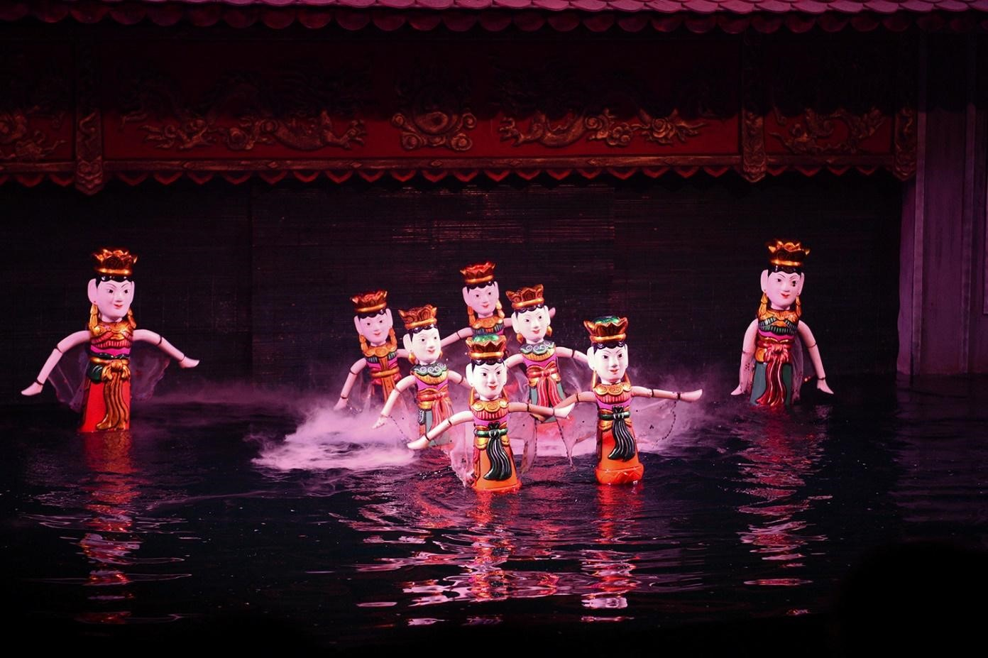 …và những nét văn hóa dân gian đặc trưng của từng vùng miền sẽ được tái hiện tại Sunshine Heritage Hà Nội