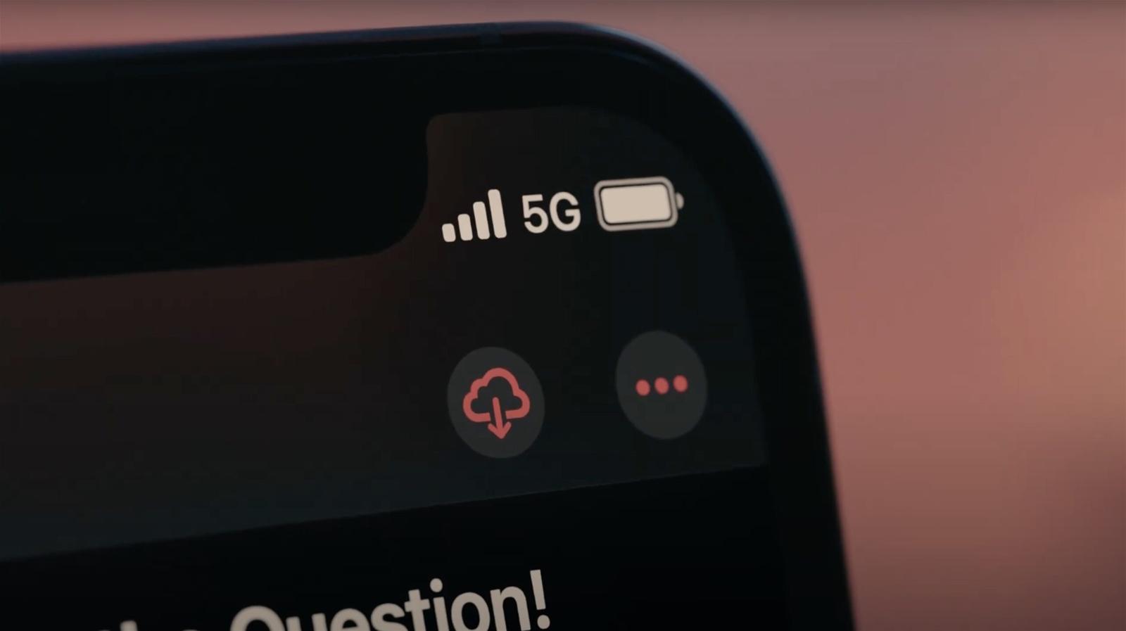 Mạng 5G trên iPhone 12 sẽ không hoạt động khi ở chế độ 2 sim