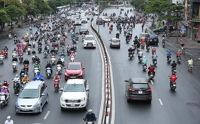Hà Nội: Thực hiện đồng bộ giải pháp bảo đảm an toàn giao thông