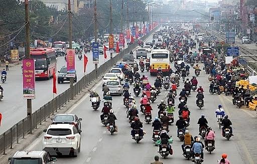 Đảm bảo an toàn giao thông dịp Tết 2021