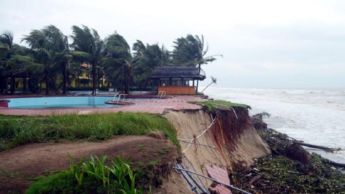 Hội An trước nguy cơ mất bãi biển