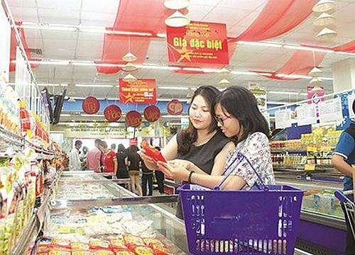 Nhiều chương trình giảm giá đặc biệt tại siêu thị, TTTM lớn tại Hà Nội