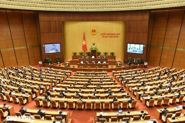 Năm 2021: Quốc hội quyết GDP tăng khoảng 6%