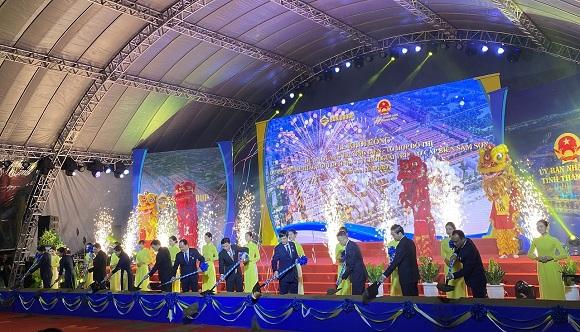 SunGroup khởi công dự án quảng trường biển Sầm Sơn