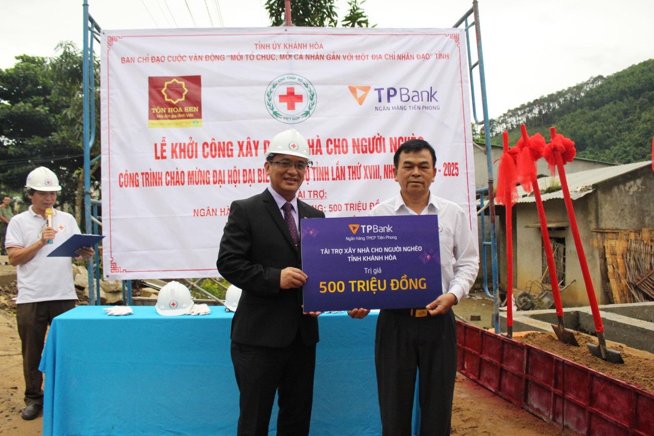TPBank chung tay hỗ trợ người nghèo tỉnh Khánh Hòa