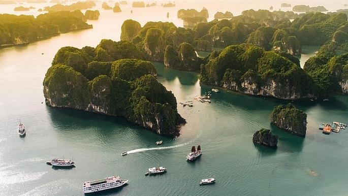 Việt Nam: Điểm đến hàng đầu châu Á về di sản, ẩm thực và văn hóa