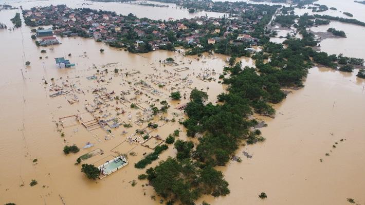 Ngân hàng Thế giới: Việt Nam cần hành động ngay trước thảm họa thiên tai