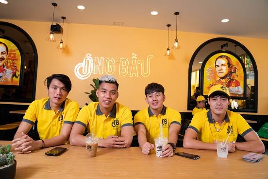 6 cầu thủ HAGL theo bầu Đức kinh doanh cà phê Ông Bầu