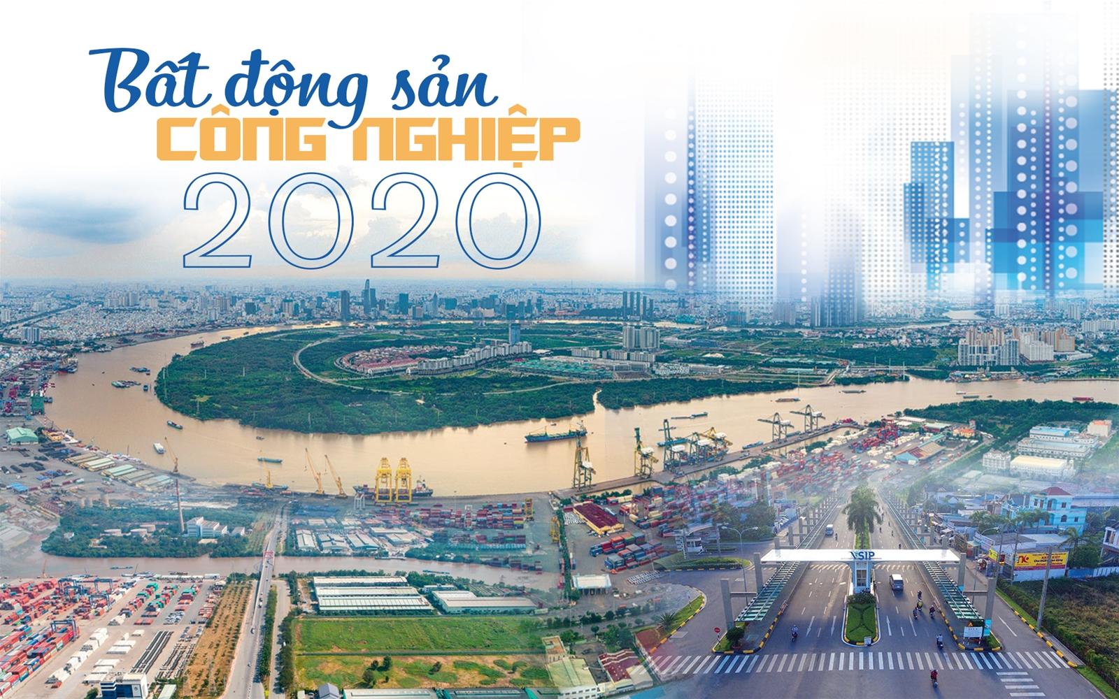 Bất động sản công nghiệp và triển vọng tăng trưởng tích cực trong năm 2021