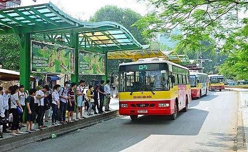 Kiến nghị ưu tiên triển khai 14 tuyến đường dành riêng cho xe buýt tại Hà Nội