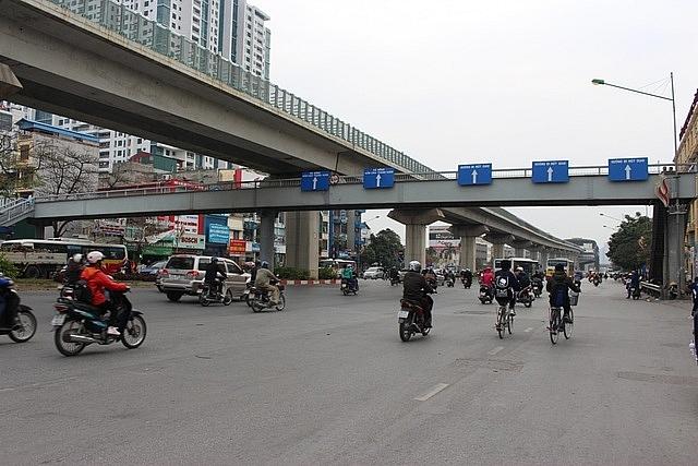 Hà Nội: Sắp có thêm cầu vượt cho người đi bộ trên đường Nguyễn Trãi