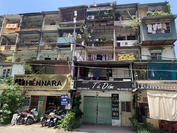 Hà Nội: Bộ Xây dựng đề xuất sửa Luật nhà ở, gỡ vướng cải tạo chung cư cũ