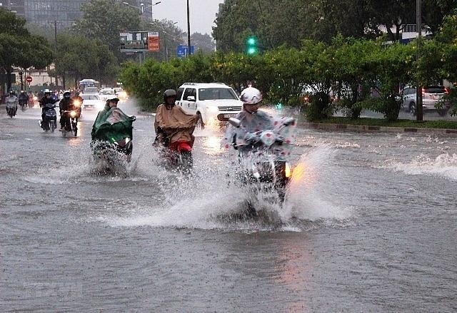 Công điện khẩn của Bộ GTVT ứng phó với mưa lũ và hoàn lưu bão số 6