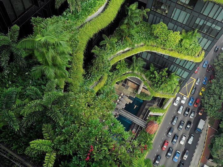 Tiêu chuẩn nào để đánh giá một công trình xanh?