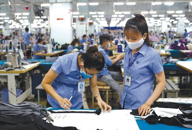 Nhân sự ngành Dệt May đối diện với nguy cơ thất nghiệp cao