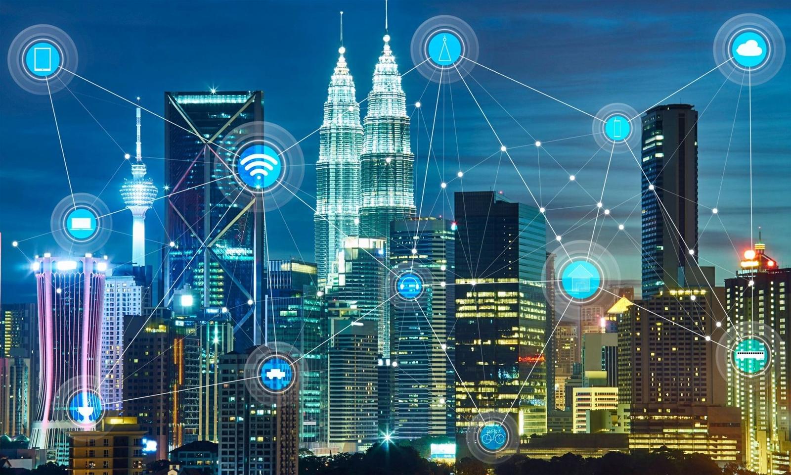 Phát triển đô thị thông minh gắn với bản sắc Việt Nam