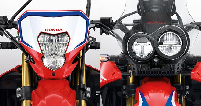 Honda ra mắt bộ đôi CRF300L và CRF300L Rally