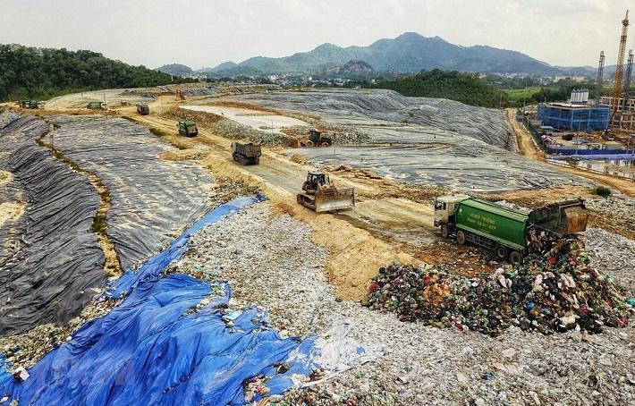 Các nhà máy xử lý rác ở Hà Nội bộc lộ nhiều nhược điểm