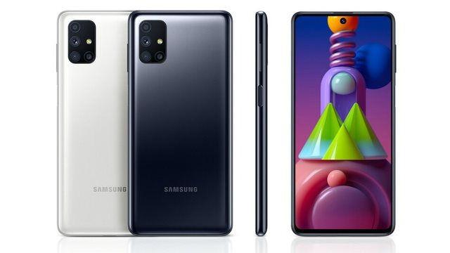 Samsung trình làng smartphone Galaxy M51