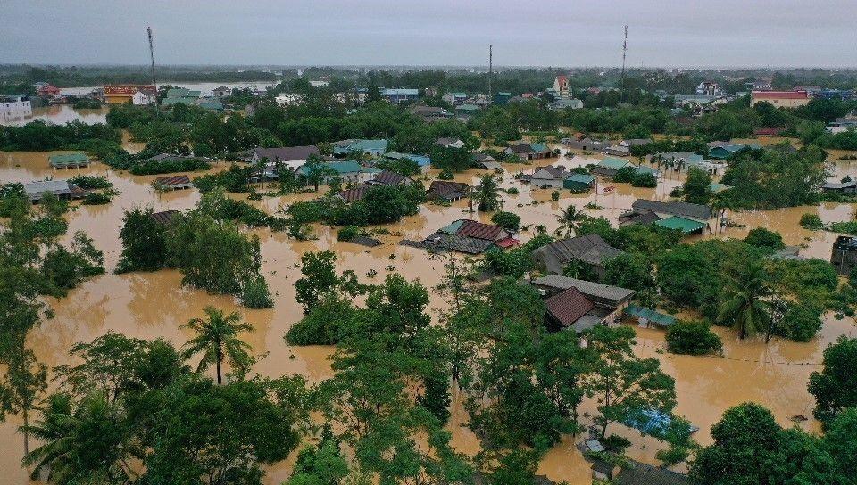 Thủ tướng yêu cầu khẩn trương hỗ trợ người dân khắc phục hậu quả thiên tai