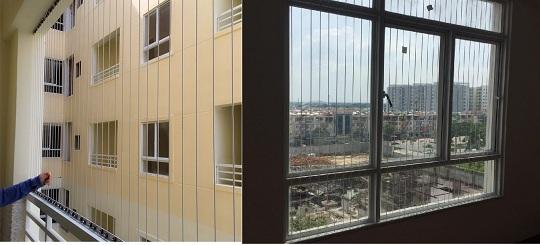 Hà Nội: Sở Xây dựng yêu cầu rà soát tiêu chuẩn lô gia, cửa sổ tại các chung cư