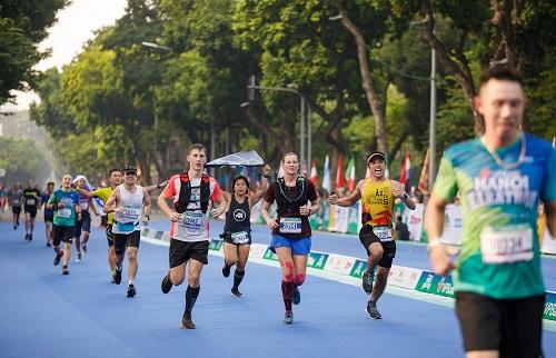 VPBank Hanoi Marathon: Thể hiện tiếng nói Việt Nam trong khu vực & trên thế giới