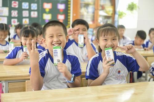 Nỗ lực của Việt Nam trong chăm sóc dinh dưỡng cho trẻ em thông qua sữa học đường