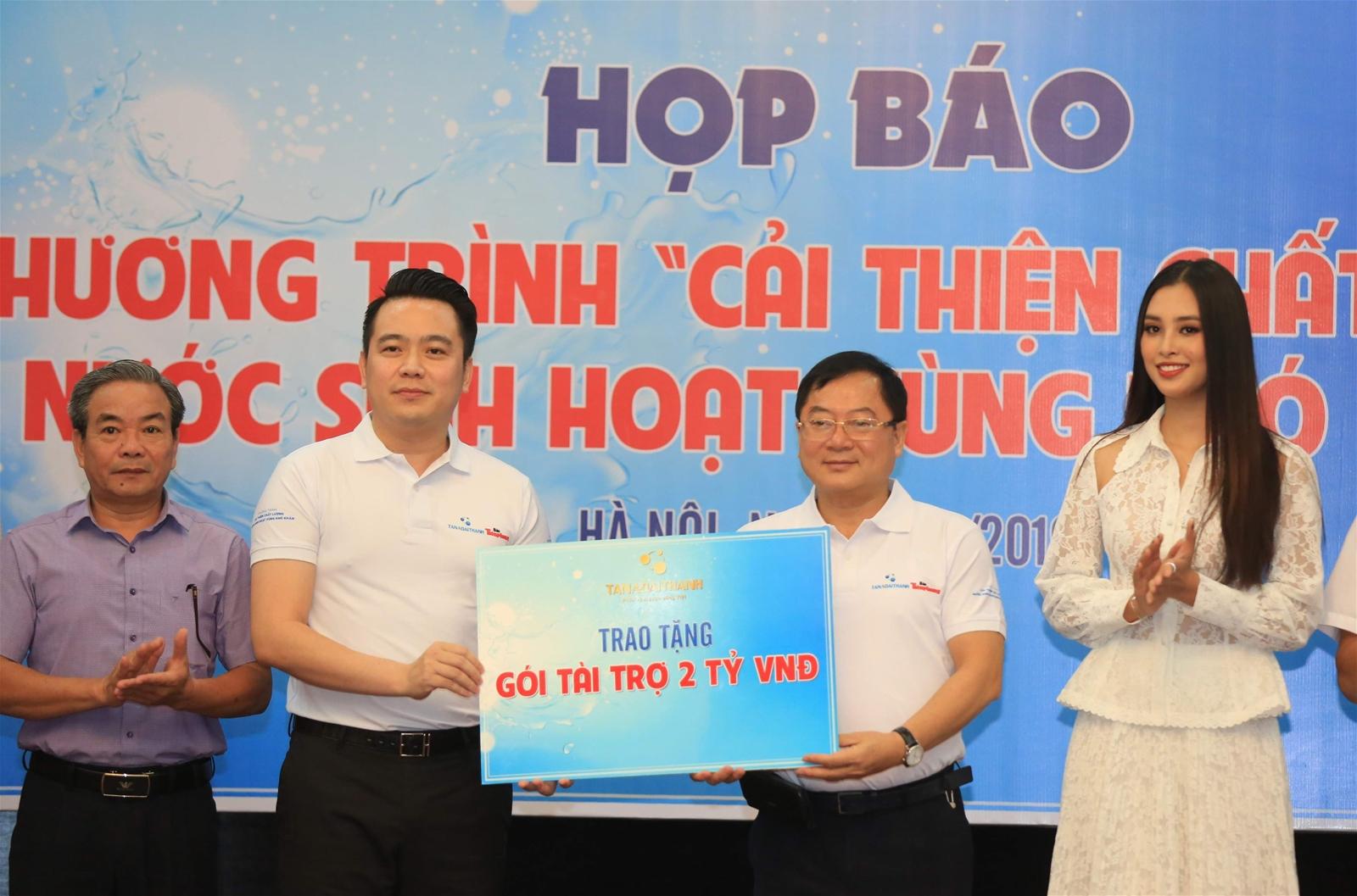 Tân Á Đại Thành: Điểm sáng trong các hoạt động xã hội vì cộng đồng
