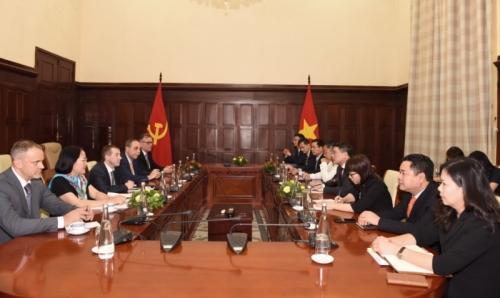 Tăng cường hợp tác thương mại giữa Việt Nam và khu vực Trung-Đông Âu và Á-Âu