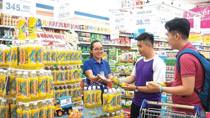 Tổng mức bán lẻ hàng hóa và doanh thu dịch vụ tiêu dùng đạt 464,4 nghìn tỷ đồng