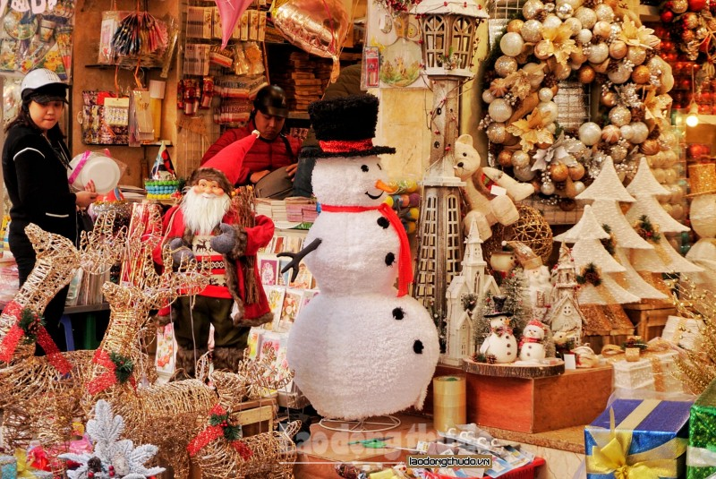 Những điểm vui chơi Giáng sinh 2020 không thể bỏ qua tại Hà Nội