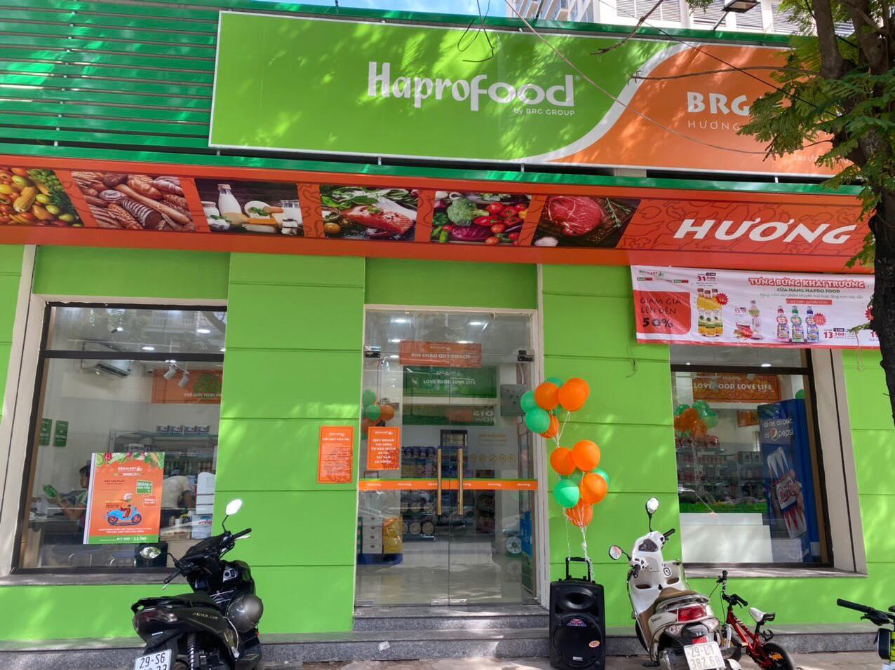 BRGMart: Địa chỉ mua sắm tin cậy của người tiêu dùng Thủ đô