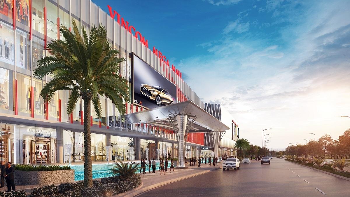 Bật mí loạt thương hiệu đình đám sẽ có mặt tại Vincom Mega Mall Ocean Park