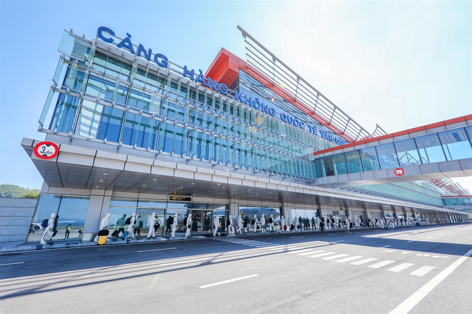 Cảng HKQT Vân Đồn được trao giải thưởng đặc biệt thế giới về thiết kế ngoại thất