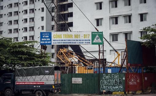 Nghịch lý nhà tái định cư tại Hà Nội: Khẩn trương xây dựng rồi... bỏ hoang?